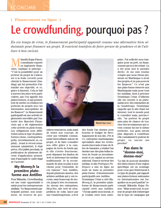 Le Crowdfunding, pourquoi pas ?