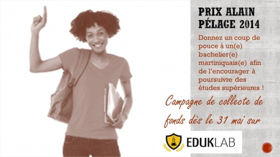 Campagne du Prix Alain Pélage : J-5 !